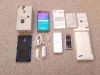 Samsung Galaxy Note 4 Black Unlocked - Sale or Swap