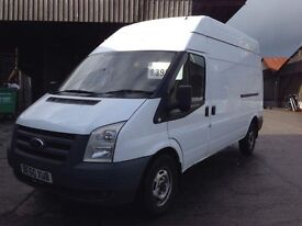 2010 Ford Transit van 115 T350 rwd reduced Px welcome no vat