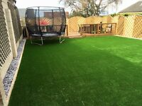 Tired Garden? Let us transform it for you... Artificial turf, patios, driveways, fencing & decking!