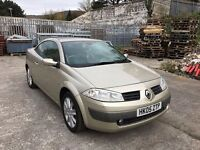 Renault Megane 1.9 dCi Privilege**Leather*Convertable*Hpi Clear