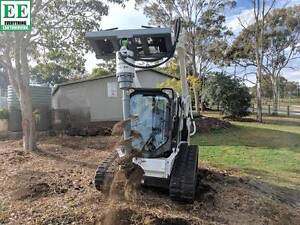 EarthPro Auger Drives for Excavators, Skid Steers & Tractors Northmead Parramatta Area Preview