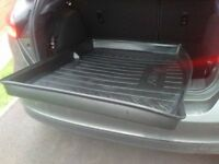 Boot liner for ford focus