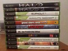 Xbox original games Kilburn Port Adelaide Area Preview
