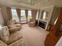 Great Static Caravan For Sale At Wigbay Holiday Park - Free Standing - Double Glazed And Heated