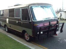 Mazda bus/ camper 5spd 3.0 Diesel..rego + RWC Broadbeach Gold Coast City Preview