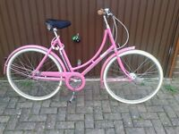 Pashley poppy bike