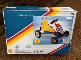 GOKART (COLONIA Y PASTOR) FOR AGE 3 TO 7
