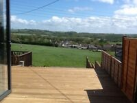 *** HIGH SPEC, 2 DOUBLE BED COTTAGE WITH OUTSTANDING COUNTYSIDE VIEWS *** CLUTTON