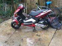 Sinnis 125cc