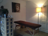 Mobile Male Massage Therapist