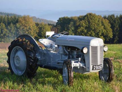 Ferguson TEA 20 Tractor - Can Deliver if Required
