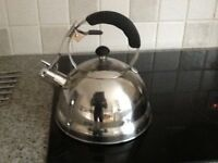 Swiss Pro Quality stainless steel Hob Kettle.