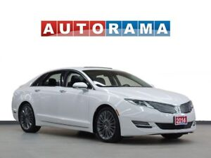 2014 Lincoln MKZ NAVIGATION LEATHER PAN SUNROOF 4WD BACKUP CAMER