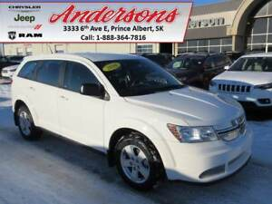 2016 Dodge Journey Canada Value Package *Low KM*