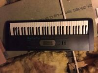 Keyboard for sale CASIO CTK - 2100