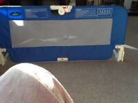 Baby Dan child's bed side rail