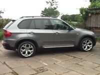 2008 BMW X5 D SE Auto (2993cc) New shape, leather heated seats, sat Nav built in.