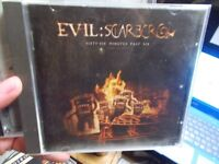 Evil Scarecrow - Sixty Six Minutes Past Six, cd, in VG condition.