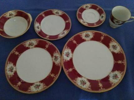 Noritake laureate china made in japan dinnerware gumtree noritake 72 pce dinner set fandeluxe Images