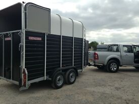 Wessex Olympia 3 horse trailer