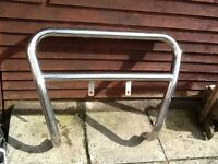 Bull bars for Citreon Berlingo/Peugeot Partner / may fit Others Cheap @ £60