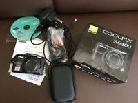 For sale Nikon COOLPIX S6400 Compact Digital Camera