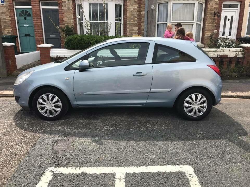 57 plate Vauxhall's Corsa swaps