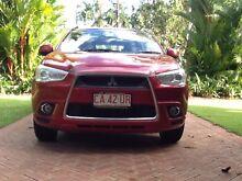 2011 Mitsubishi ASX Wagon Jingili Darwin City Preview