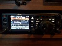 Yaesu FT-991 with digital fusion -mint condition boxed.....