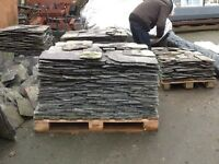 Swithland slate top quality very rare 8 tons