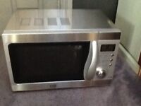 Swan microwave oven