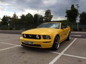 Ford Mustang V8 Convertible For Sale