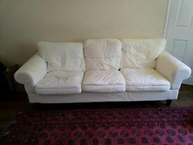 IKEA Ektorp 3-Seater Sofa