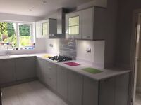 Kitchen and bathroom fitter Tel 07759248520 professional fitting service supply or fit only