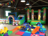 Bouncy Castle Hire and Soft Play Hire in Sidcup, Bexley, Orpington, Dartford & Surrounding Areas