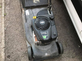 Hayter 48 Petrol rear roller Lawn mower in very good condition