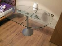 Dining table 126x85 cm
