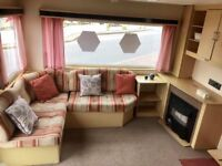 THE CHEAPEST DEAL ON THE EAST COAST! STARTER STATIC CARAVAN FOR SALE!