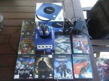 Boxed Game Cube Console ( Purple ) complete with 9 Games Redland Bay Redland Area Preview
