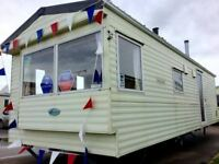 Cheap static caravan for sale 2010 model WOW ! Includes 2018 site fees , Sited in Essex