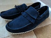 genuine kurt geiger KG loafers uk 10