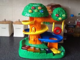 Vetch tree house