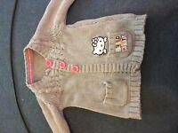 Helo kitty cardigan 3-4