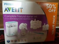 Complete Natural Starter Set ( Brand new)