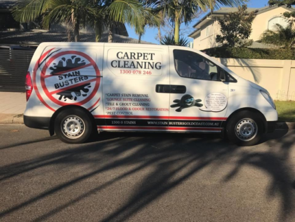 CARPET CLEANING - STAIN REMOVAL - BOND BACK