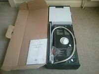 BRAND NEW MIRA ADVANCE 9KW ELECTRIC SHOWER +ALL FIITINGS+WARRANTY £199.99