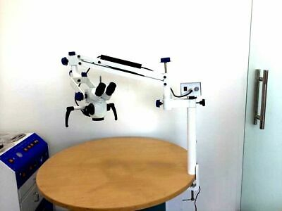 Portable Ophthalmic Microscope - Table Mount Microscope - Ophthalmic Equipment