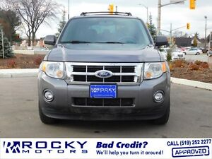 2010 Ford Escape XLT $15,995 plus tax