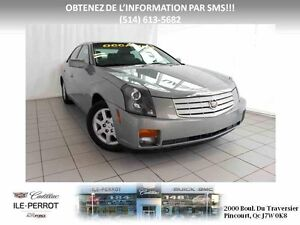 2007 Cadillac CTS 2.8L 4DR SDN, BASS MILLAGE