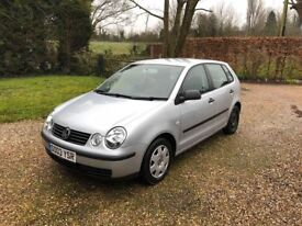 1.2 Polo for sale - LOW MILEAGE